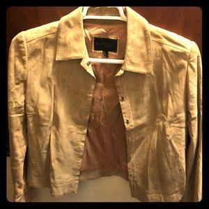 Suede jacket (Express)